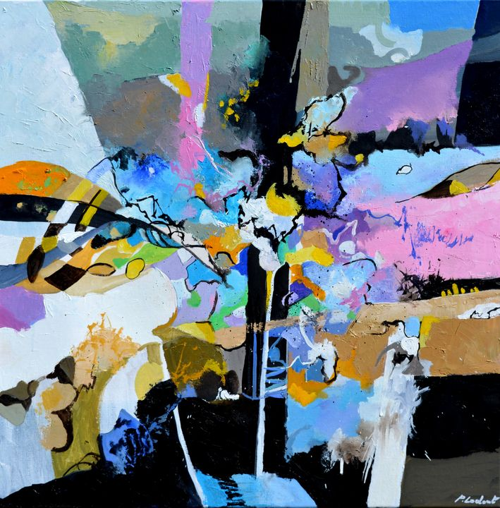abstract 89170 - Pol Ledent's paintings