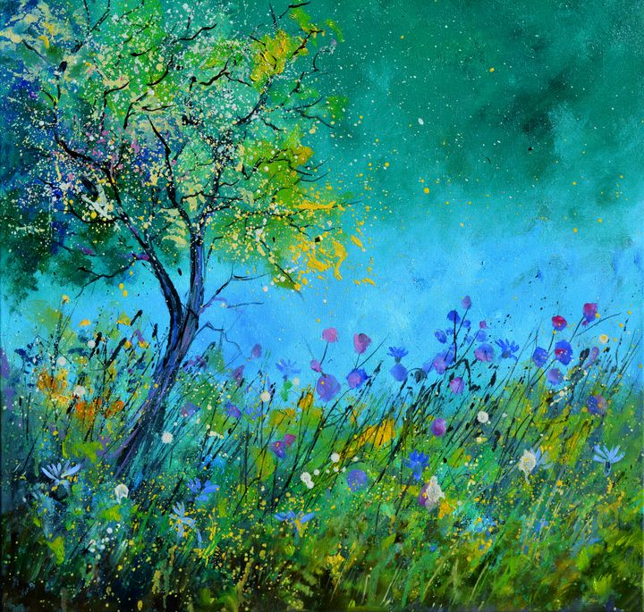 Spring 7702030 - Pol Ledent's paintings
