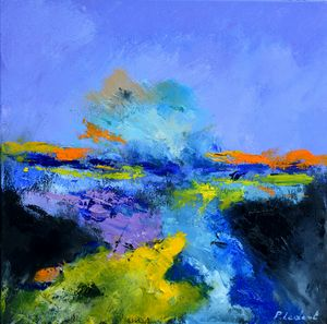 A day in paradise - Pol Ledent's paintings