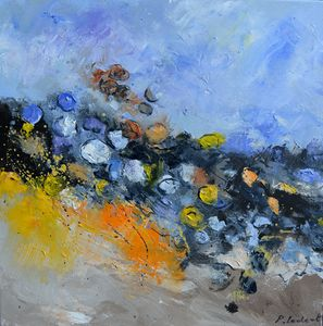 Cavalcade - Pol Ledent's paintings