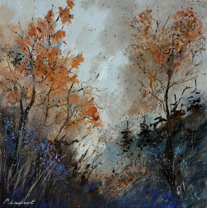 Autumn -  4420 - Pol Ledent's paintings