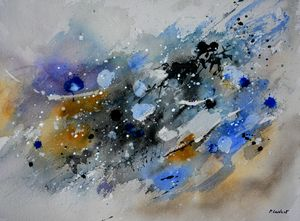 the milky way - Pol Ledent's paintings