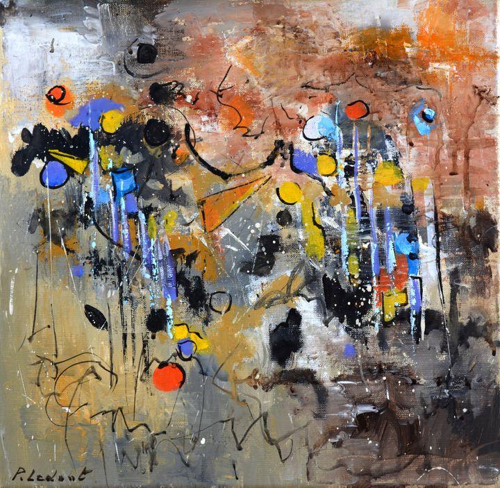 Genesis - Pol Ledent's paintings