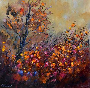 Autumn 2020 - Pol Ledent's paintings