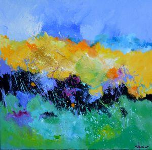 Summer colours - Pol Ledent's paintings