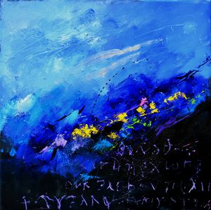 Ancient memries - Pol Ledent's paintings