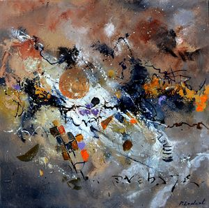 Mechanism - Pol Ledent's paintings