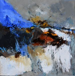 Ice life - Pol Ledent's paintings