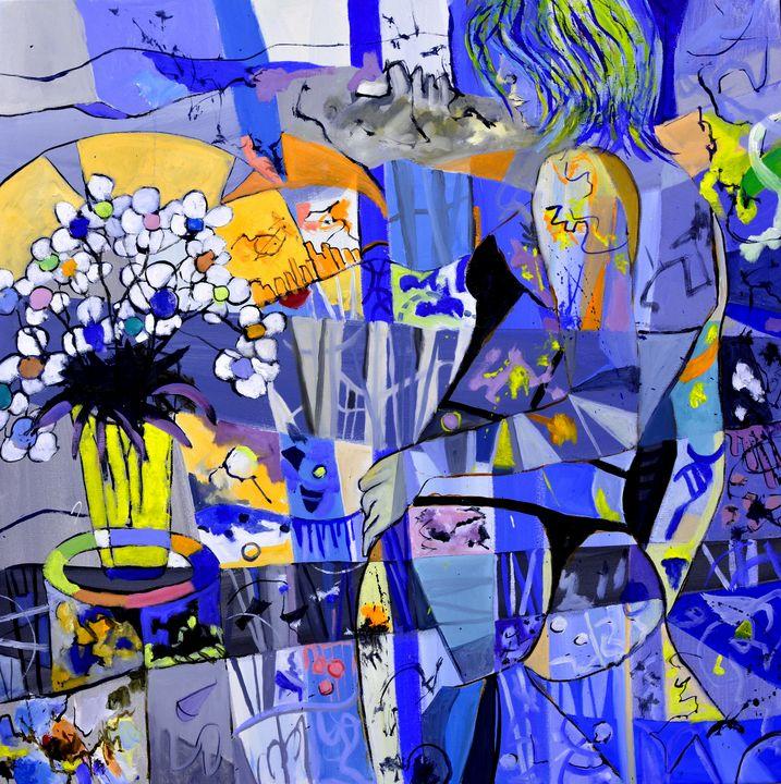 Eva - Pol Ledent's paintings