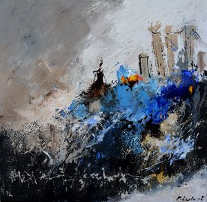 Tempest - Pol Ledent's paintings