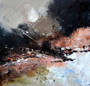 Ancient city - Pol Ledent's paintings