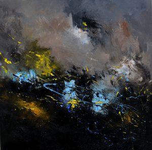 Swan lake - Pol Ledent's paintings