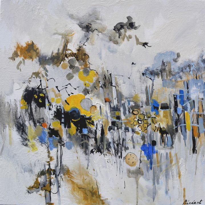 Mind 's liberation - Pol Ledent's paintings