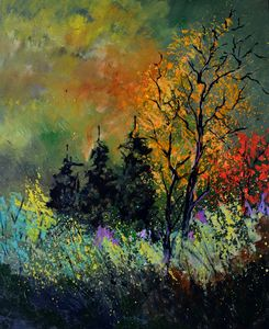 October 2020 - Pol Ledent's paintings