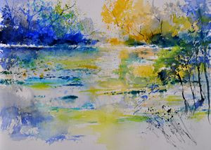 watercolor 2180 - Pol Ledent's paintings