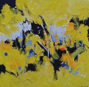 The sunshine of your love - Pol Ledent's paintings