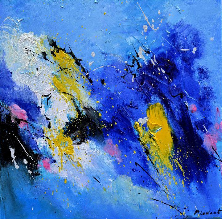 Something in the air - Pol Ledent's paintings