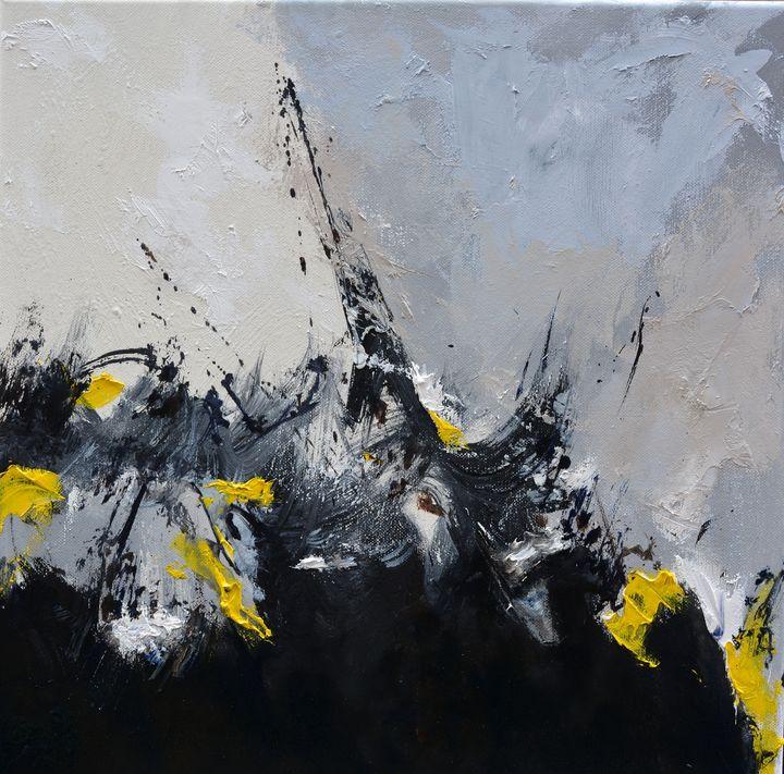 Drunken ship - Pol Ledent's paintings