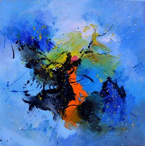 Fusion - Pol Ledent's paintings