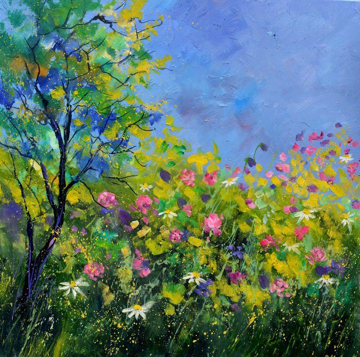 Spring 2021 - Pol Ledent's paintings