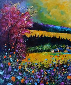 Autumn - 672021 - Pol Ledent's paintings