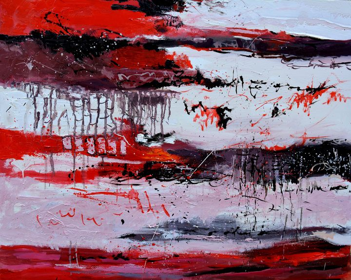 Bloody sunday afternoon - Pol Ledent's paintings