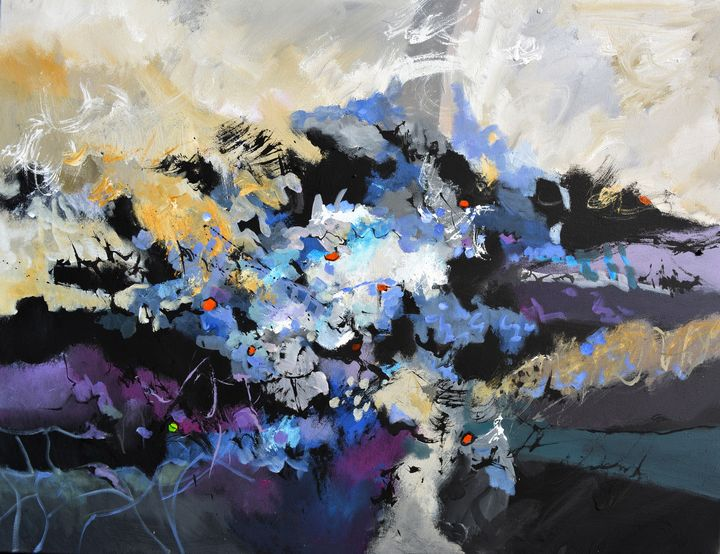 Back to Itach - Pol Ledent's paintings