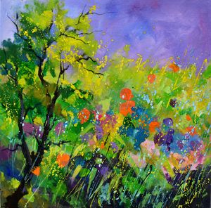 Summertime - Pol Ledent's paintings