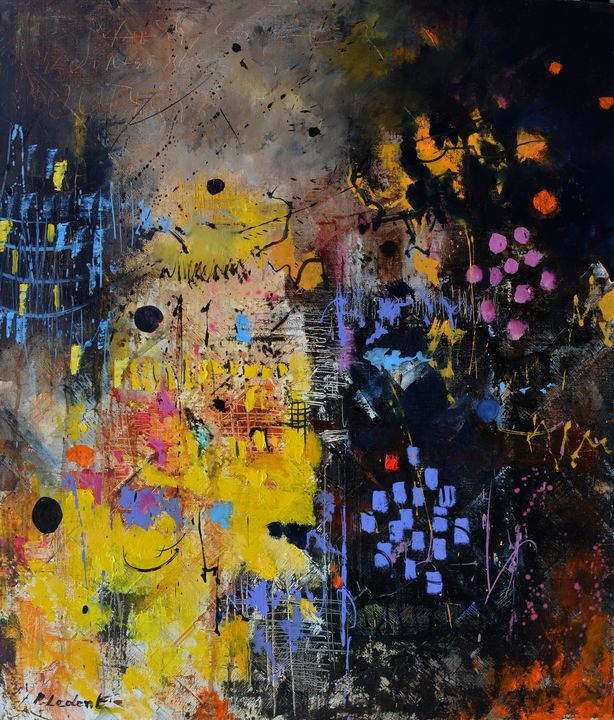 In the heat of the night - Pol Ledent's paintings