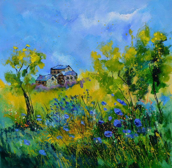 Summertime - Pol Ledent's paintings