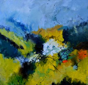 Evolution - Pol Ledent's paintings