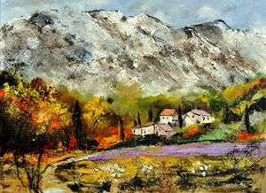 Procence 10821 - Pol Ledent's paintings