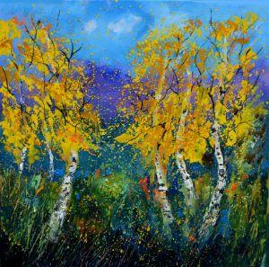 Happy autumn - Pol Ledent's paintings