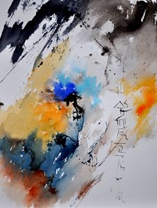 watercolor 216092 - Pol Ledent's paintings