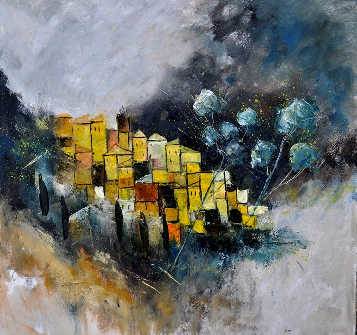 Abstract 88212150 - Pol Ledent's paintings