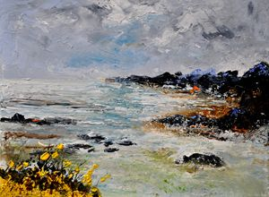 Seascape 452162 - Pol Ledent's paintings