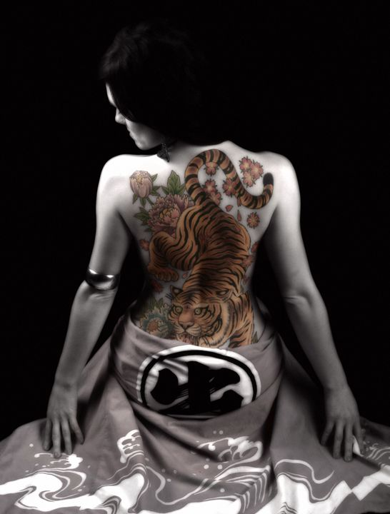 Flow - Tattoo Series