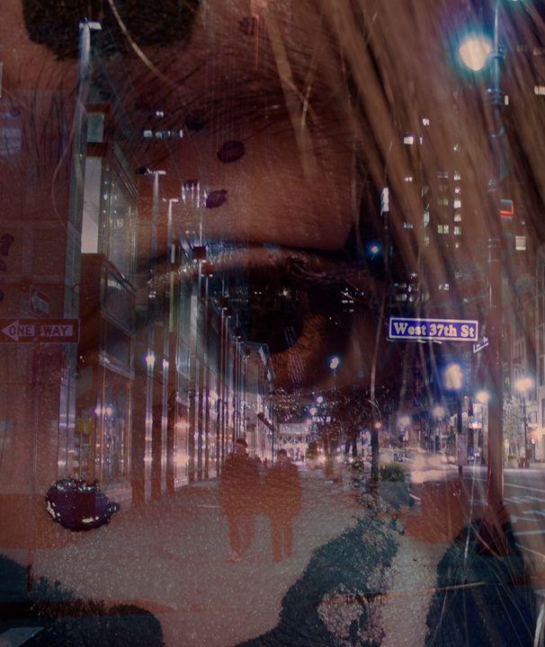 city eyes - Lincoln Artwork