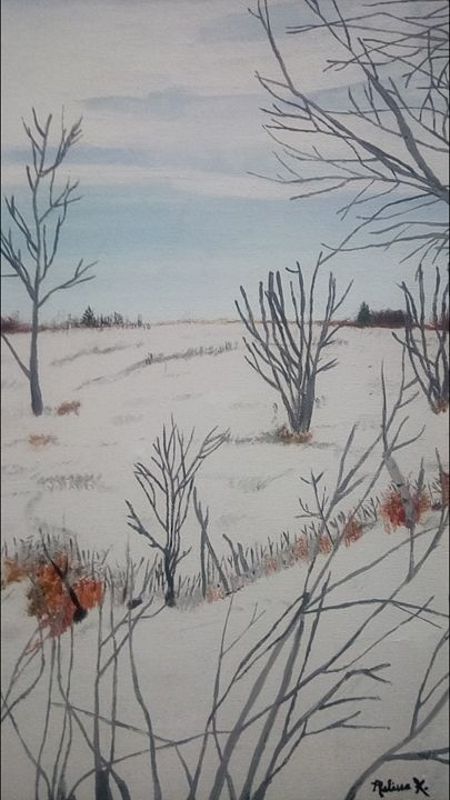 Winter Wonderland - Mel's Art Gallery