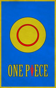 One Piece Minimal Poster