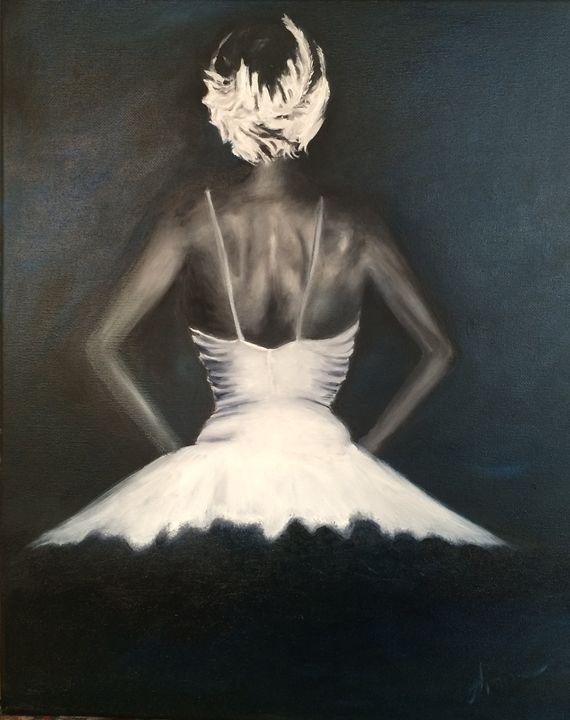 Dancing in the dark - Anna Kleimenova