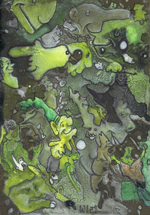 Manganese Dream I - Nickeless Fisher