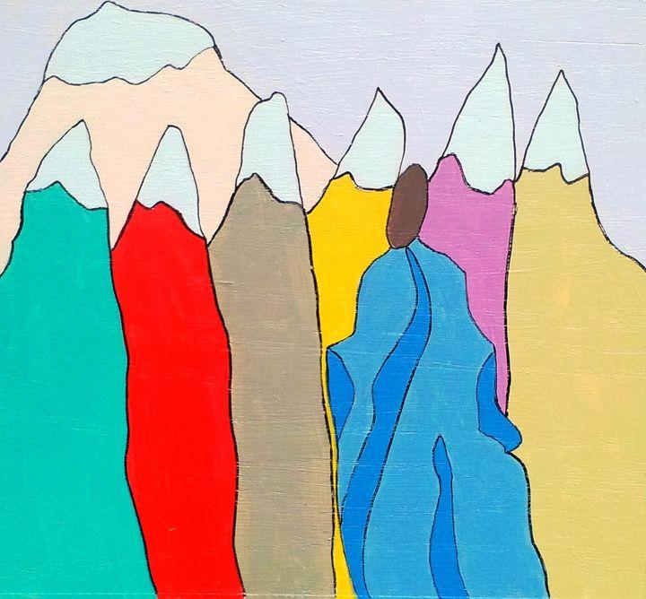 Seven Mountains - YAW
