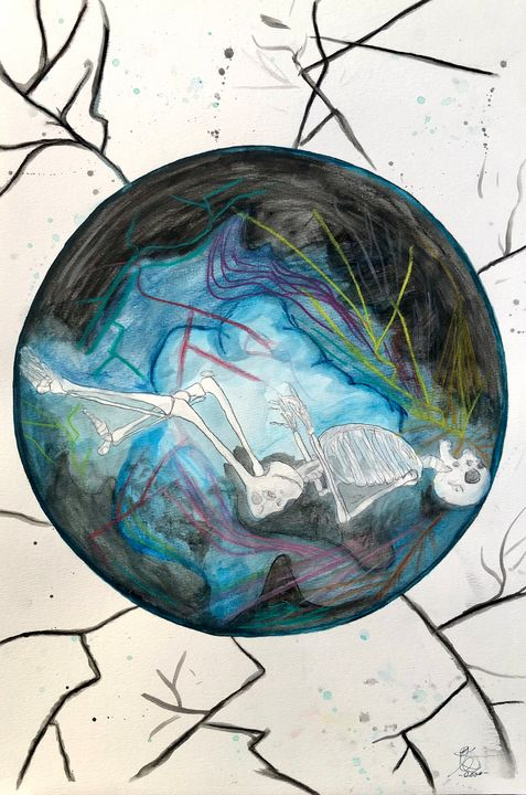 atmosphere - Kristina Rose Garcia