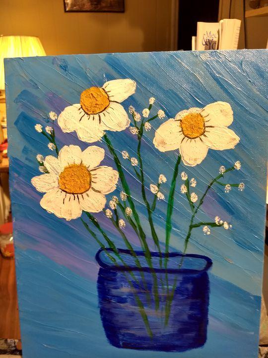 daisy delight - artist23