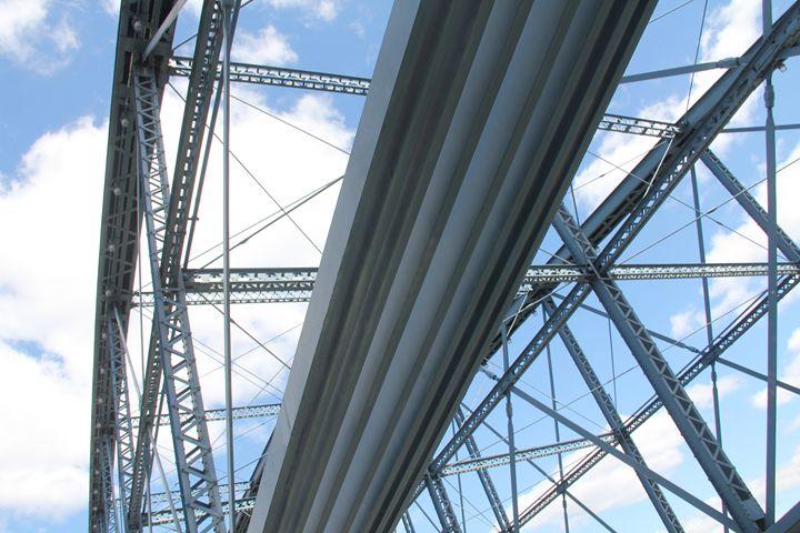 Pittsburgh Bridge 1 - Brooke: An Aspiring Graphic Designer