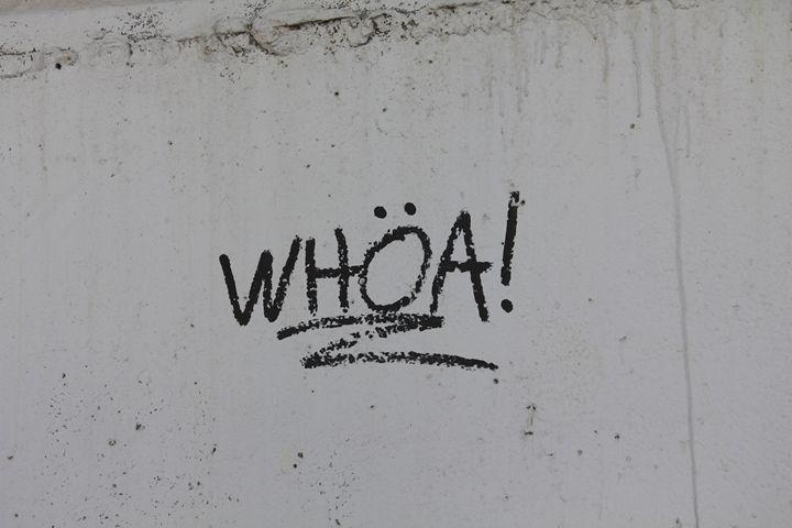 Graffiti On the Wall - Brooke: An Aspiring Graphic Designer