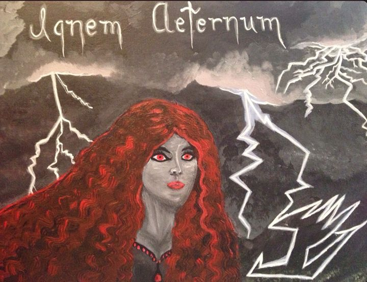 Witchy Woman by A. Weaver - A. Weaver