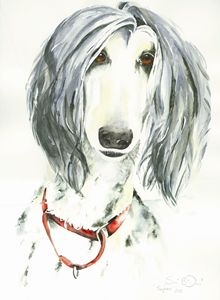 Want to Play? - Watercolors by Susi