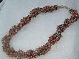 Chunky Bead Necklace - We Are Africa